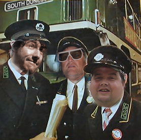 On The Buses with the Axemen