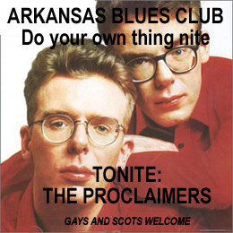 The Proclaimers - tonite only