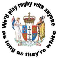 New Zealands shameful 1981 Coat Of Arms