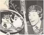 Bertie Germ, Dick Weir on 3ZB