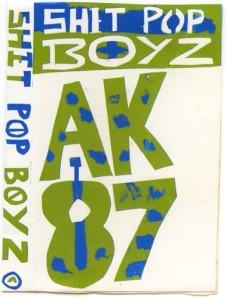 original Bott 15 cassette cover, 1987