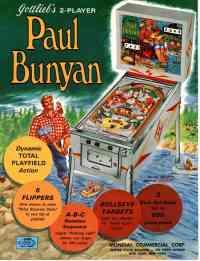 the pinball machine