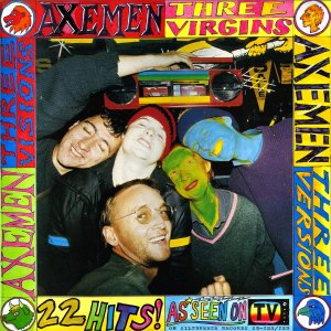AXEMEN Three Virgins LP