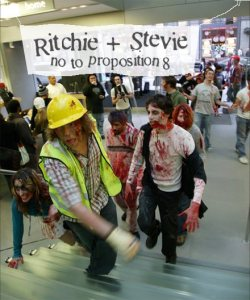Zombies, New Orleans