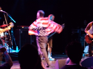 Jello Biafra and the Guantanamo School of Medicine, El Ray Theatre, L.A.