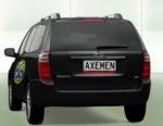 The Touring Van - 'Kia Car Ha', AKA 'Ludwig', AKA 'The Korean Paean', AKA 'Herbie'