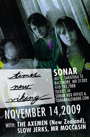 Sonar, Baltimore