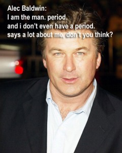 Smouldering Love God Alec Baldwin weighs in