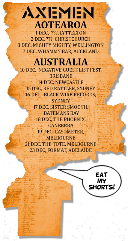 Poster Evolution - Australia 2011 (3/6)