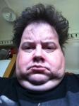 Steve McCabe - still working on the John Halvorsen / Eraserhead look