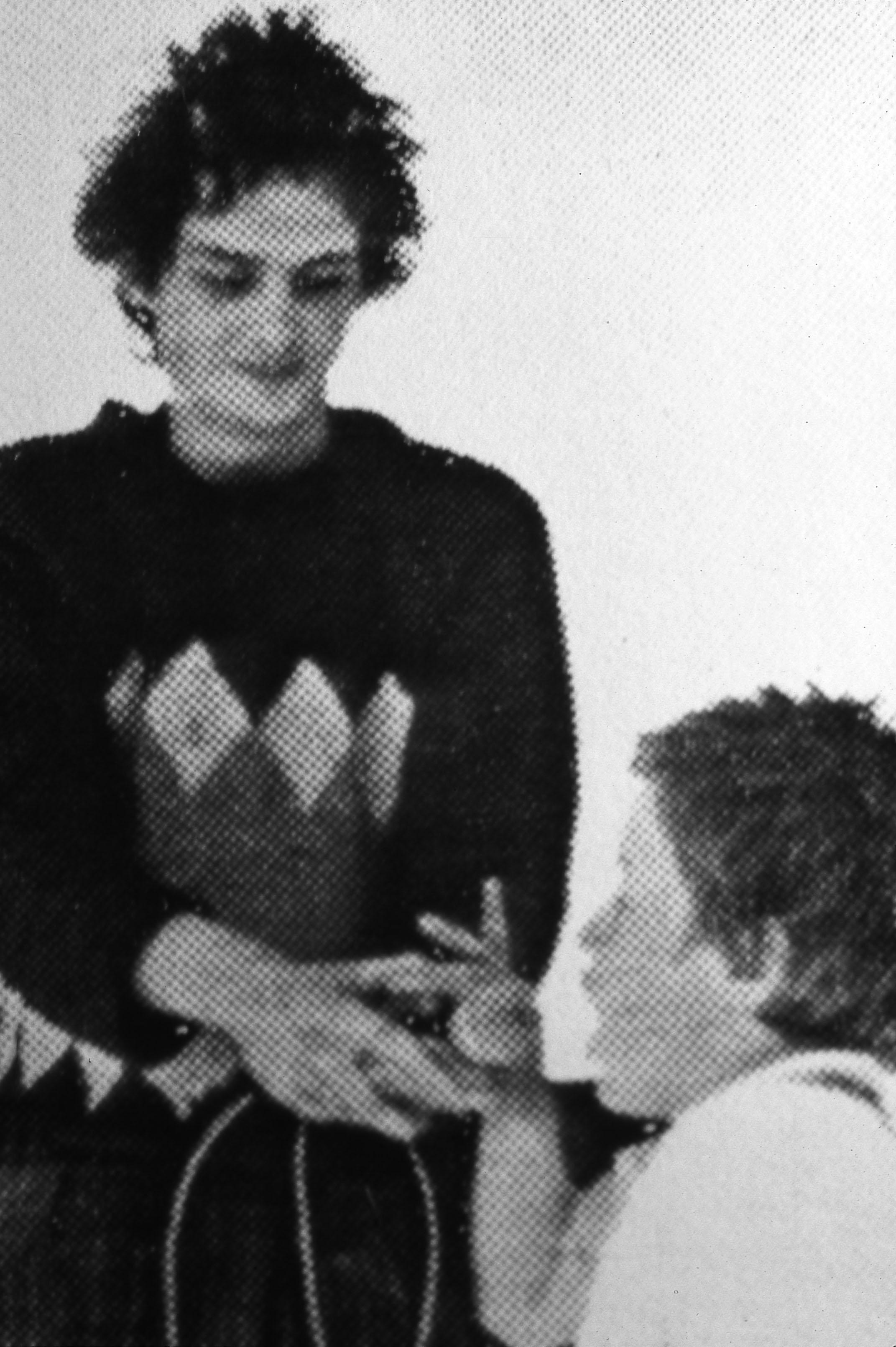 USA + NZ 171 Mark Thomas & audience kid Band Rotunda (Xerox) 1981 GRAY CRO